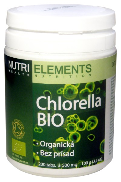 Chlorella Bio Nutri Elements