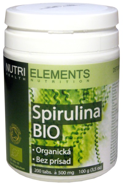 Spirulina BIO Nutri Elements