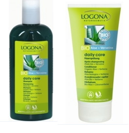 Prírodná kozmetika Logona