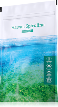HAWAII SPIRULINA POWDER - cholesterol, nadváha